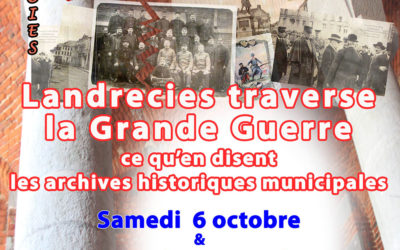 Expo : Landrecies traverse la Grande Guerre