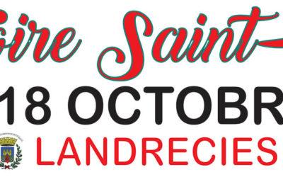 Foire Saint-Luc : 18 octobre