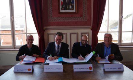 Signature de la Charte «Boutique à l'essai»