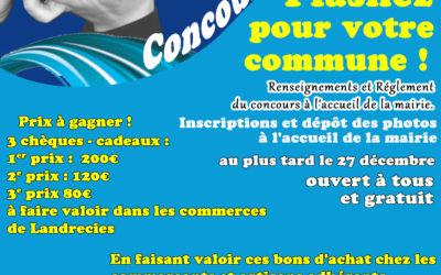 Concours Photos Flashez pour votre commune ! : inscriptions ouvertes jusqu'au 27 décembre