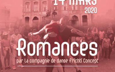 Spectacle par la Cie de danse Frich'ti Concept en partenariat avec Créativ'Art le 14 mars