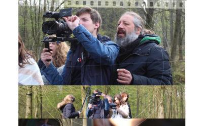 Atelier Vidéo (script, tournage, montage..)  : 12 – 17 ans (inscriptions obligatoires)