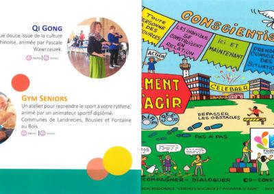 Actions menées par le Centre Social et Culturel p 11