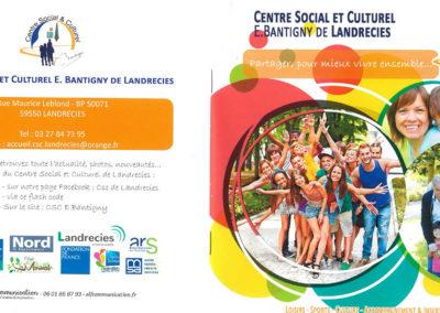 Actions menées par le Centre Social et Culturel p7