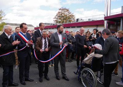 La Cité scolaire à nouveau inaugurée à l'occasion de ses 50 ans
