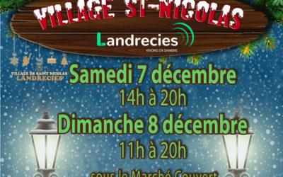 Village St – Nicolas : programme et bulletin de participation