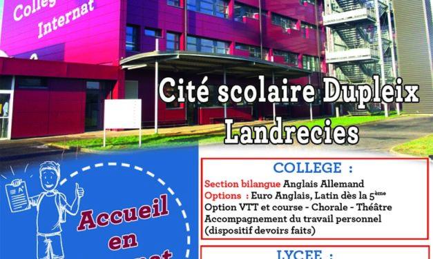 Portes Ouvertes de la Cité scolaire Dupleix 21 mars
