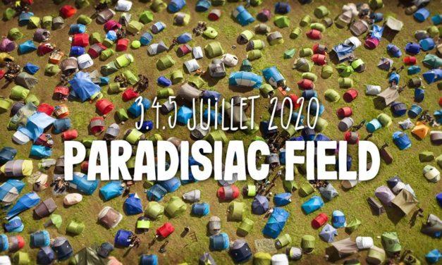 Paradisiac Field 3, 4 et 5 juillet 2020